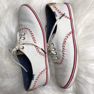 8c4b4a9dd5d Keds Shoes - Keds® Champion Pennant Lace-Up Sneakers